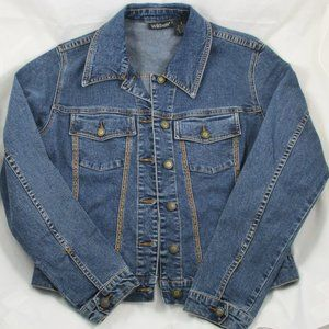 Willi Smith Jeans Jacket - Size Small
